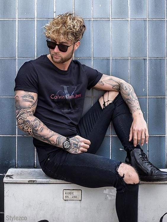 Most Attractive Men's Styles & Fashion Ideas for 2018