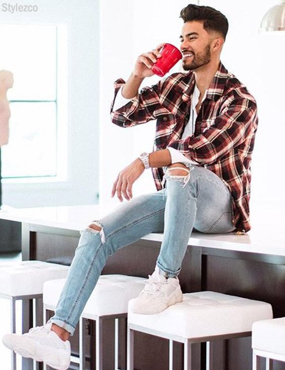 Most Amazing Men's Styles & Fashion Ideas for 2018