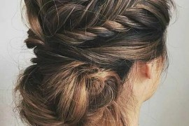 Perfect Messy Bun Hairstyles for 2018