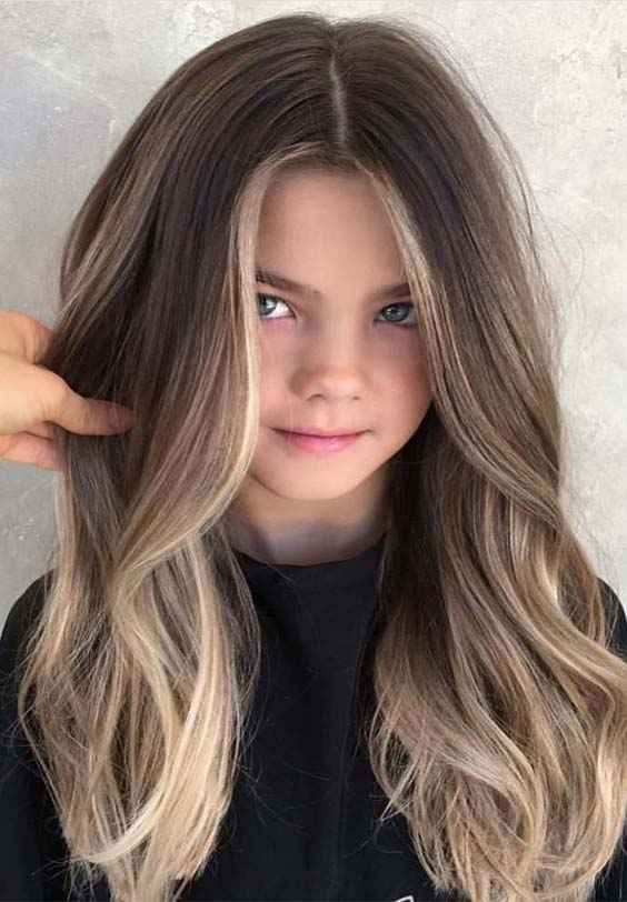 Graceful Long Hairstyles Ideas for Teenage Girls in 2019 | Stylezco