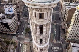 Historical Flatiron Building