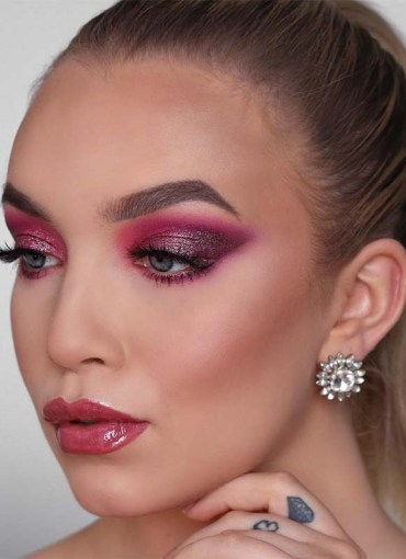 Make Up Ideas With Medium To Full Coverage Foundation in 2019