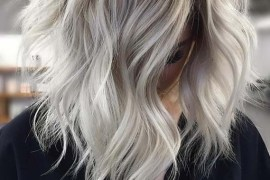 Really Obsessed Silver Blonde Hair Color Ideas for 2019