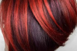 Red Hair Color Ideas for Short Bob Cuts in 2019