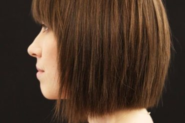 Soft Undercut Bob Hairstyles & Cuts with New Way for 2019