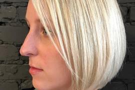 Wonderful Short & Sleek Bob Haircut Trends for 2019