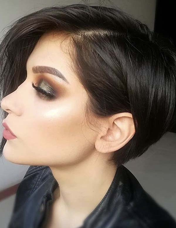 Adorable Pixie Hairstyles for Women 2019