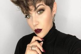Amazing Short Haircuts Ideas for Girls In 2019