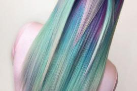 Colorful Hair Color Style & Ideas for Everyone In 2019