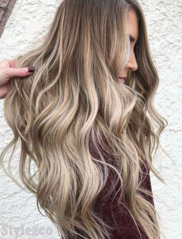 Gorgeous Balayage Hairstyle Trends & Style for 2019