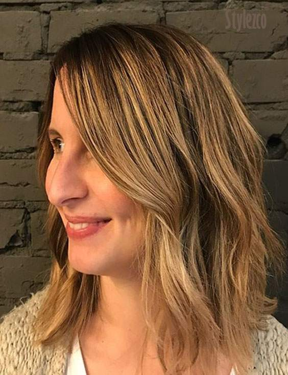 Gorgeous Brown Hair Color Shades & Trends for 2019