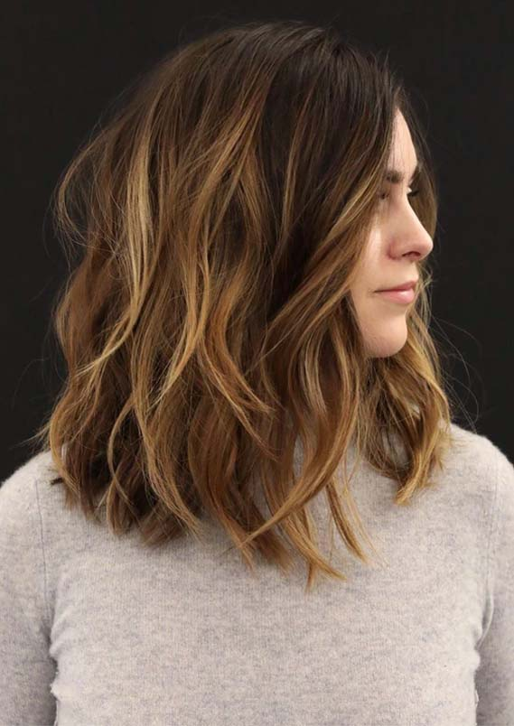 Medium Length Bob Haircuts for 2019