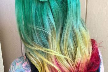 New Look of Pulp Riot Hair Color Styles for Girls