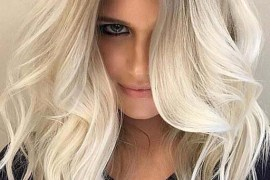 Balayage Ombre Hair Colors & Highlights With Shadow Roots in 2019