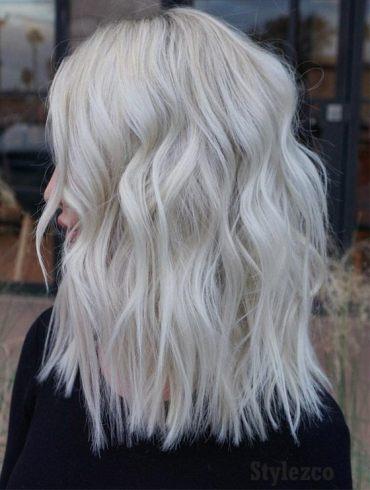 Elegant Long Lob Hairstyles & Haircuts for 2019