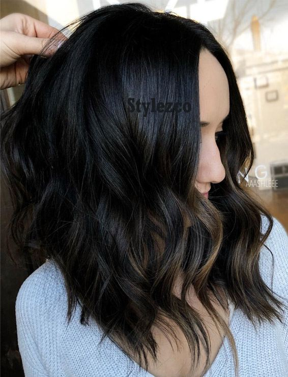 Mind Blowing Medium Hairstyles Trends for Ladies In 2019