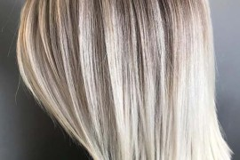Shoulder Length Blonde Haircuts for 2019