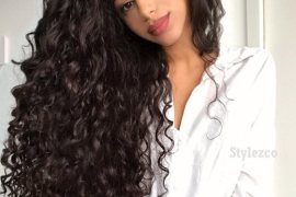 Stunning Long Curly Hairstyle Trends for 2019