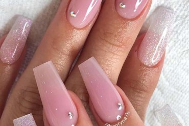 Cute Pink Nail Arts & Images in 2019