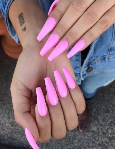 Cutest Long Nail Art Ideas That are Easy to Wear