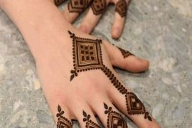 Delightful Wedding Mehndi Designs In 2019