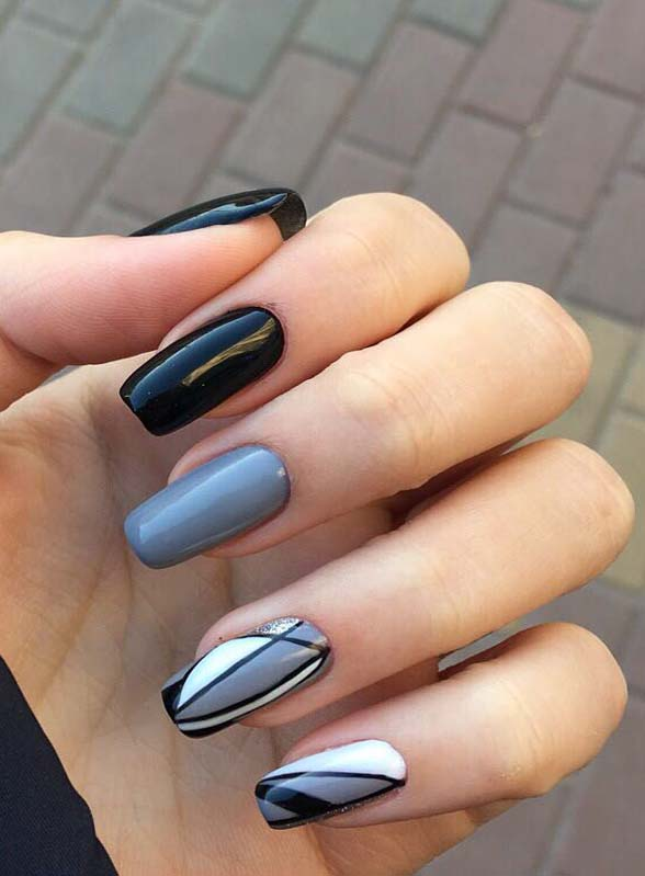 Fresh Nail Arts & Images for Women in 2019