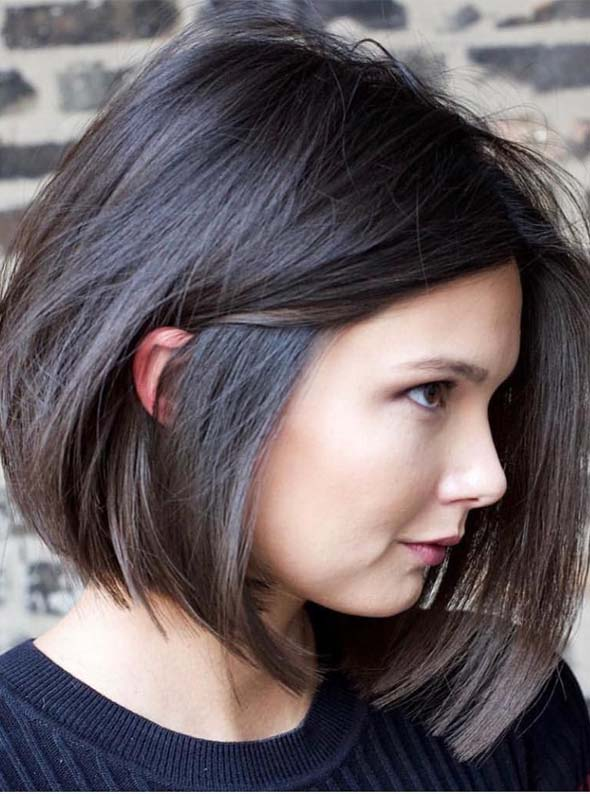 Incredible Blunt Bob Haircut Styles for 2019
