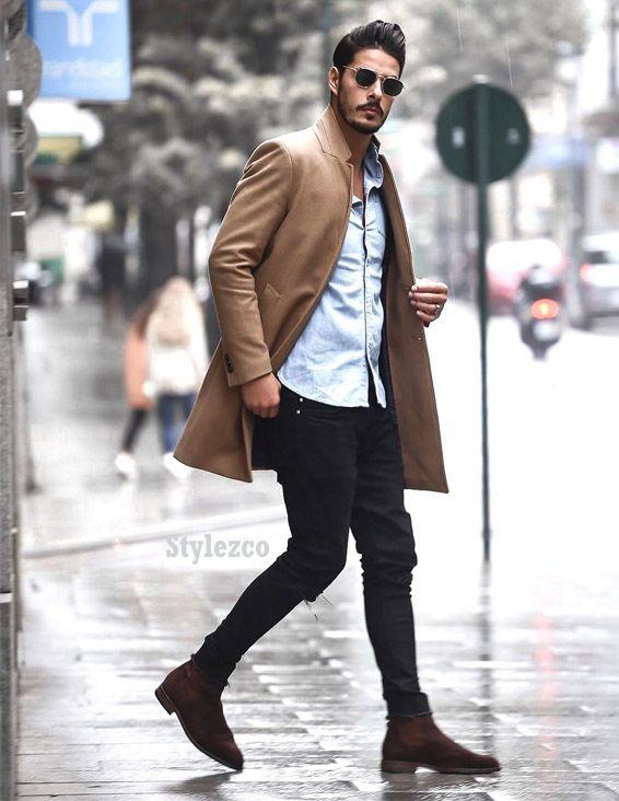 Modern Men's Fashion Trends & Styles In 2019