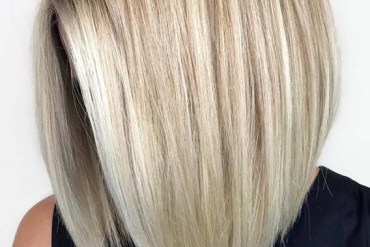 Obsessed Balayage Lob Styles