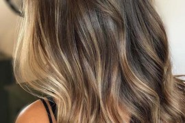 Soft Blends Of Brunette Balayage Hair Colors in 2019