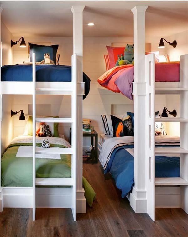Cool bunk beds for small rooms in 2019