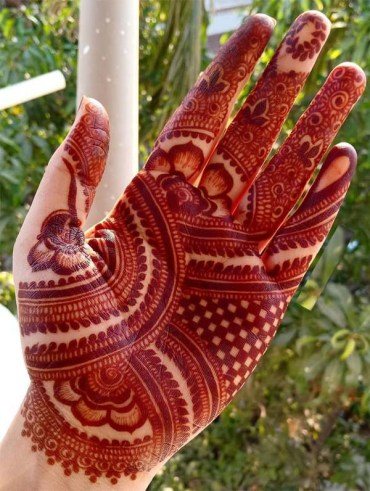 Stylish Mehndi Designs to Create Nowadays for 2019
