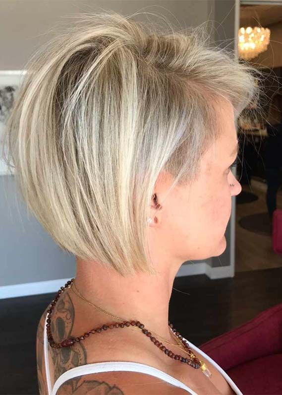 Best Undercut Short Hairstyles Trends For Every Women In