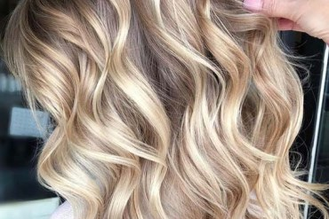 Balayage Ombre Highlights & Hair Color Ideas for 2019