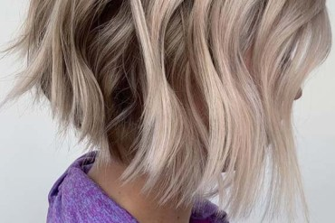 Best Of Short Bob Haircuts & Styles for 2019