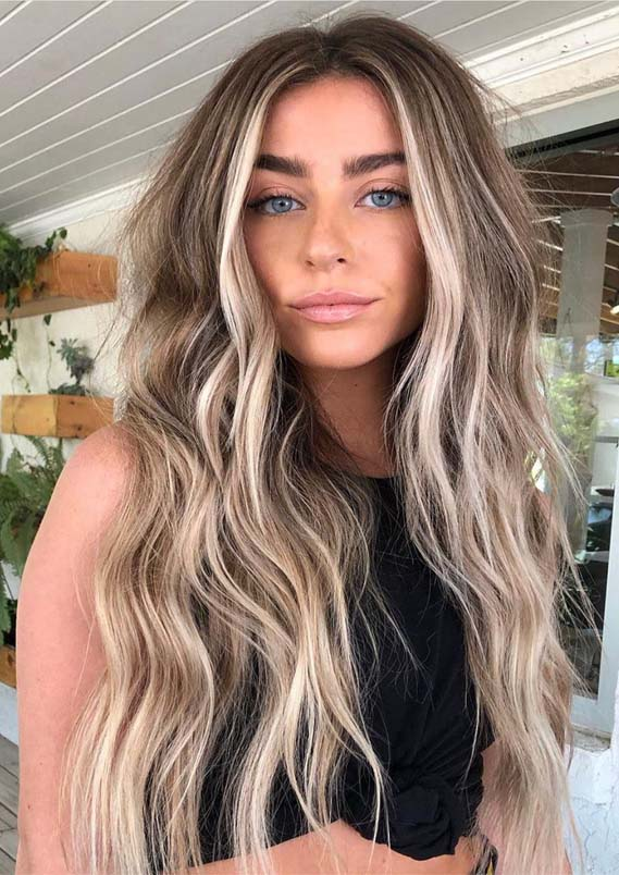 Unique Bronde Hair Color Ideas Amp Shades To Show Off In