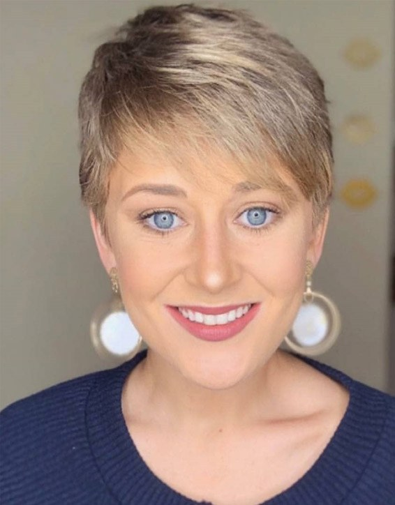 Elegant Pixie Haircuts for Short Hair In 2019
