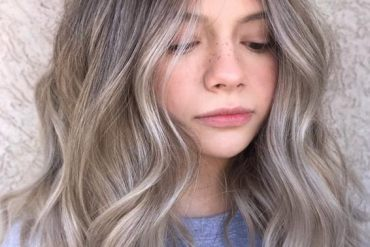 Medium Ash Brown Hair Color Highlights for 2019