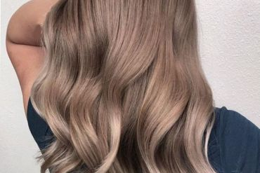 Naked Ice Gold Hair Color Highlights In 2019