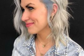 Stylish Short Haircuts & Highlights for 2019