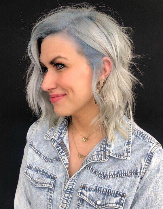 Stylish Short Haircuts & Highlights for 2019