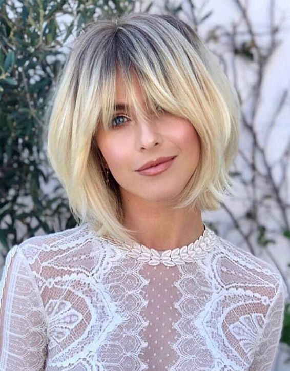 Trendy Bob Haircuts & Hairstyle Ideas In 2019