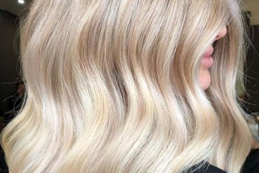 Creamy golden blonde hair color shades for 2019