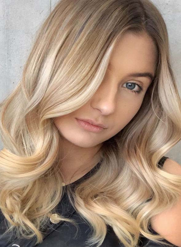 Dimensional Blonde Shades for Summer 2019
