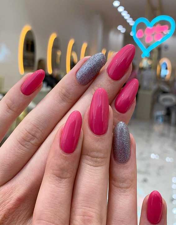 Edgy Look of Nail Art Designs to Copy Right Now