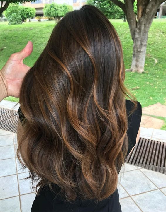 Gorgeous Brown Shades of Hair Color for 2019