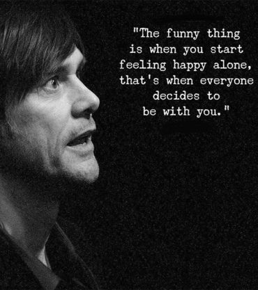 The Funny thing is when you Start - Perfect Feeling Quotes