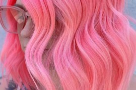 Dreamy Shades Of Pink Hair Colors for 2019