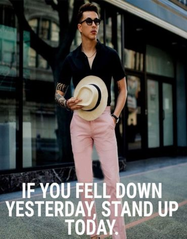 If you Feel Down Yesterday - Motivational Quotes & Sayings