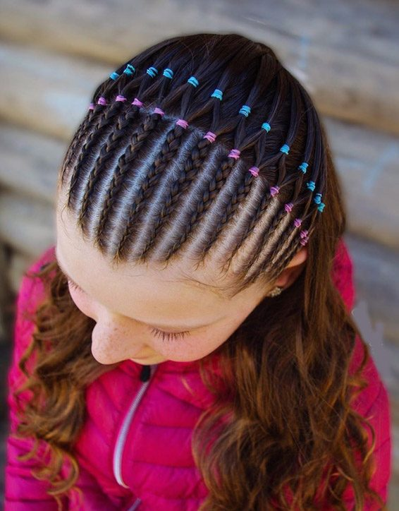 Super Hot Cornrows Hairstyles for Stylish Girls In 2019